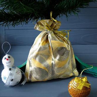 Мешочек для подарка 01// Мішечок для подарунка 01