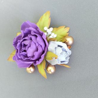 Квіти для зачіски