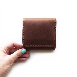 Мужской кожаный кошелек Small