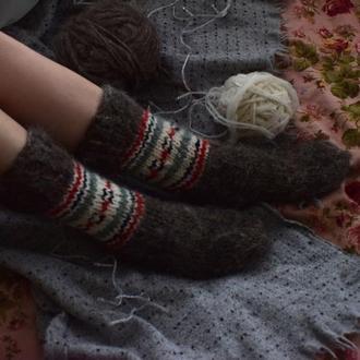 Шкарпетки з натуральної вовни