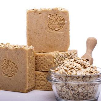 Натуральне вівсяно - молочне з рослинними оліями і натуральним маслом ванілі
