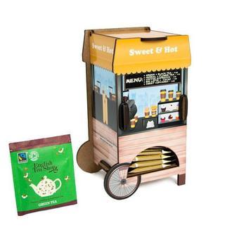 Диспенсер для чайных пакетиков «Уличное Кафе»