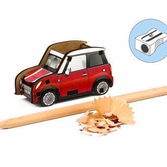 Точилка для карандашей «Мини Автомобиль Красный»