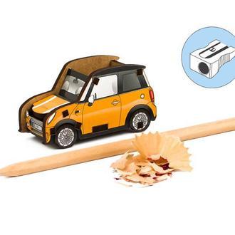 Точилка для карандашей «Мини Автомобиль Желтый»