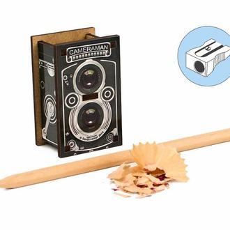 Точилка для карандашей «Фотокамера»