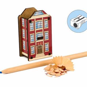 Точилка для карандашей «Лондонский Дом»