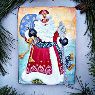 Пряник Дідусь Мороз