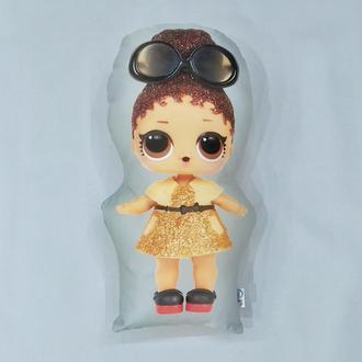 Кукла ЛОЛита жёлтая, 45см