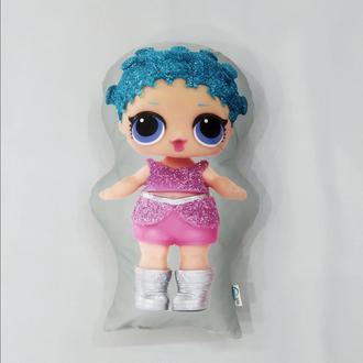 Кукла ЛОЛита малиновый, 45см