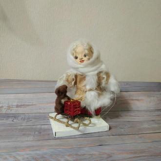 Кукла Марфуша  21 см