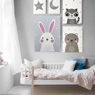 Картины в детскую