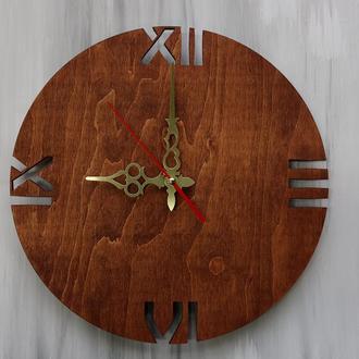 """Настенные часы """"Римские цифры"""""""