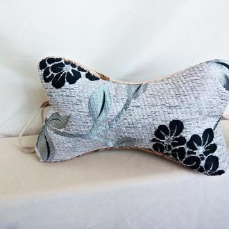 Дорожная декоративная подушка, под шею,1шт.