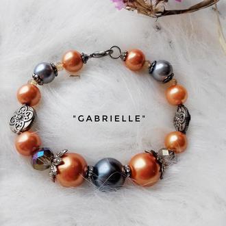 """Жемчужный браслет """"Gabrielle"""""""