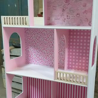 Дом для кукол Monster High, Barbi. Кукольный дом.