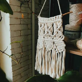 Настенное украшение панно в стиле бохо