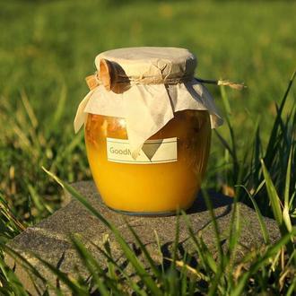 Мёд с грецкими орехами
