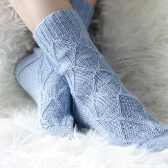 Носочки Blue Rhombus