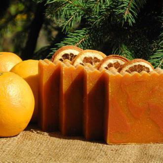 """Натуральне мило """"Різдвяний Апельсин"""""""