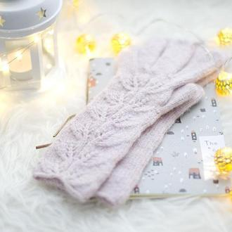 Перчатки Rose pink