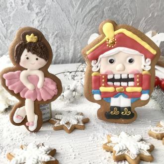 Набор Пряников Щелкунчик с принцессой