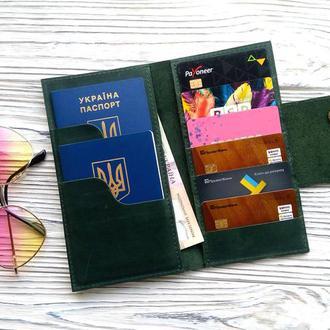 Тревел кейс купить Киев, женский органайзер для документов, подарок для девушкиот Kozhemyaka