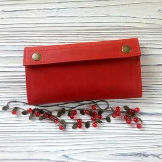 Кошельки женские, кошелек клатч женский, оригинальные подарки от Kozhemyaka