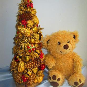 Новорічна декоративна(різдвяна) ялинка