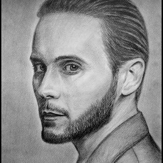 портрет Jared Leto