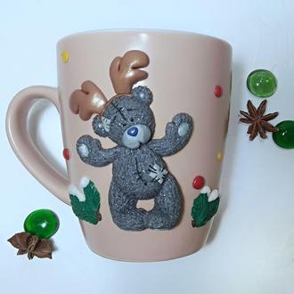 "Чашка ""Озорной Тедди"""