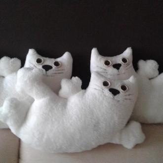 """интерьерная подушка """"Кот-Муркот"""""""