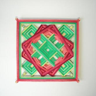 Тибетская манадала