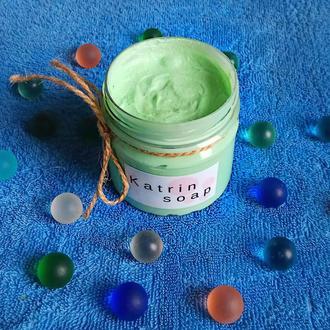 Мыло-крем для бритья с ламинарией