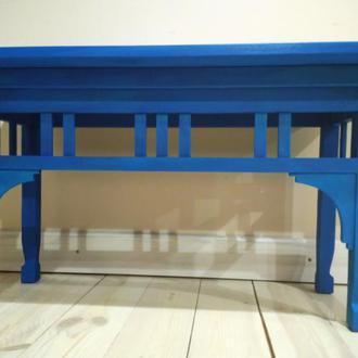 Лавка-столик Блу
