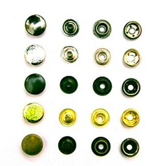 "Кнопки ""Каппа"", ""Альфа"" 10мм, 12,5мм, 15мм"