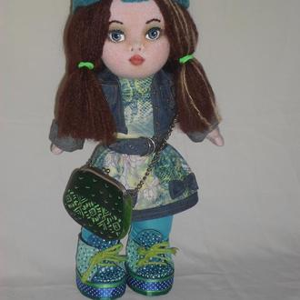 кукла хельга