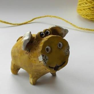 Статуэтка свинка №26