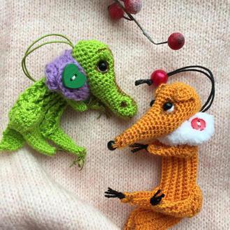 Ключницы Лиса и Крокодил