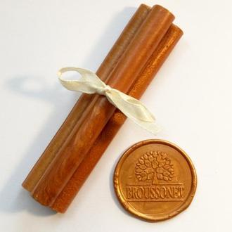 Декоративные сургучные палочки. Цвет - червонное золото.