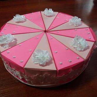 Торт-сюрприз