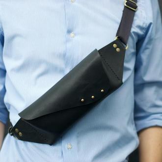 Сумка через плече (поясная сумка) Carnem bag.