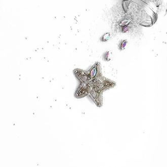 Брошь «Звезда»