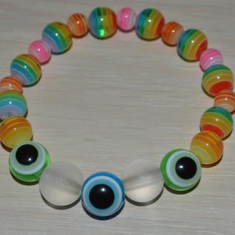 детский браслетик для девочки