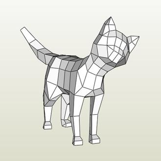 Кот - подарочный набор для сборки