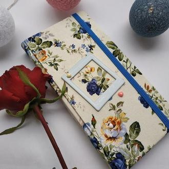 """Блокнот """"Розы с любовью"""""""