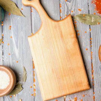 Кухонная разделочная доска, доска для подачи блюд