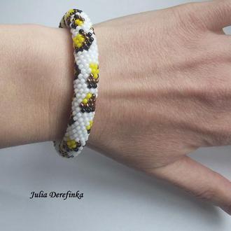 Леопардовий браслет