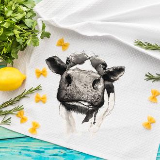 Кухонное полотенце Корова