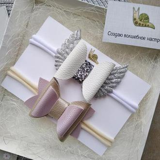 Набор повязочек (универсальные повязки) для малышек
