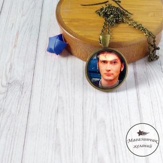 Кулон Дэвид Теннант Десятый Доктор